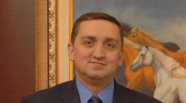 Bursa'da Yılın Başarılı İş Adamı Ödülü Halil Murat Orhan'a