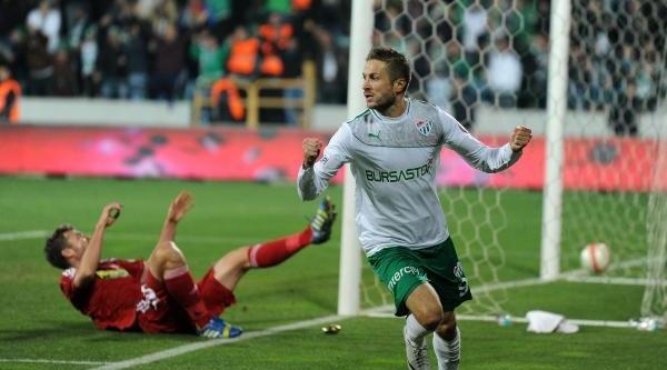 Bursaspor 9 Maçtir Yenilmiyor