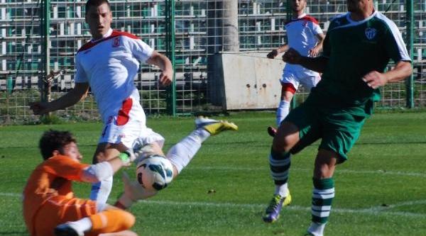 Bursaspor A-2 - Balikesirspor: 2-0