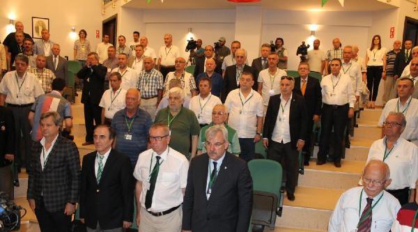 Bursaspor Başkanı Recep Bölükbaşı: Avrupa'da Sürekli Olmak İstiyoruz