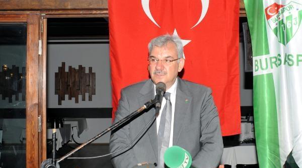 Bursaspor Başkanı: