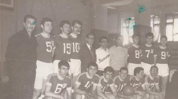 Bursaspor Basketbola El Attı