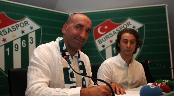 Bursaspor Basketbolda Şemsettin Baş'la Anlaştı