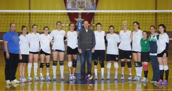 Bursaspor Bayan Voleybol Takimina 3 Takviye Yapti
