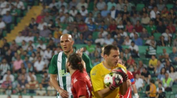Bursaspor- Chıkhura Sachkhere : 0-0