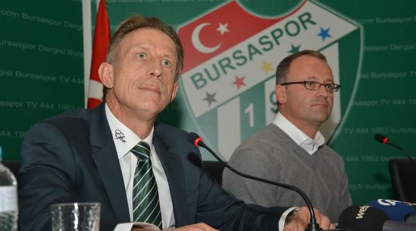 Bursaspor-Daum: