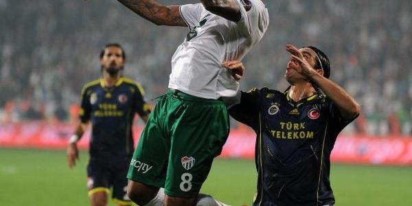 Bursaspor-Fenerbahçe  Ek Fotoğraflari