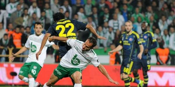 Bursaspor - Fenerbahçe Fotoğraflari