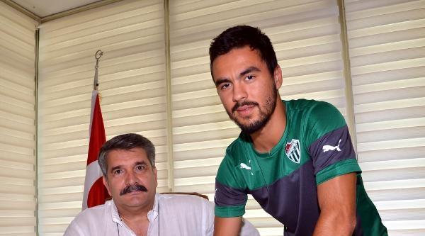 Bursaspor Furkan'la İmzaladi