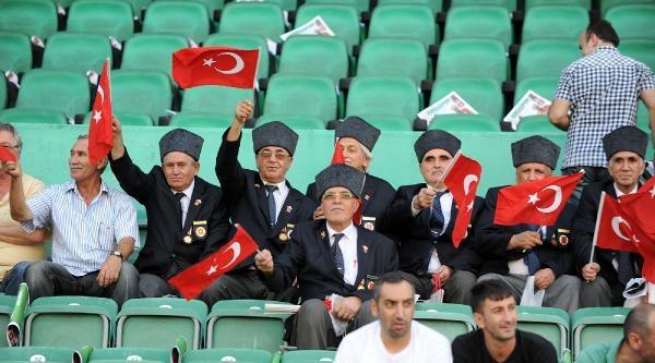 Bursaspor-galatasaray Fotoğrafları