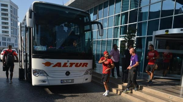 Bursaspor Galatasaray Maçı Ek Fotoğrafları