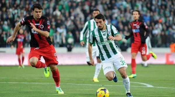 Bursaspor-Gençlerbirliği Ek Fotoğraflari