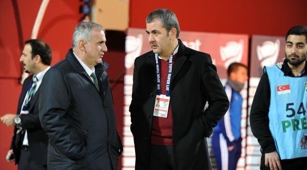 Bursaspor Genel Direktörü Barişici: