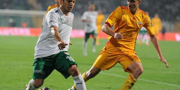 Bursaspor Ilk Kez Üst Üste 2 Maç Kazandi