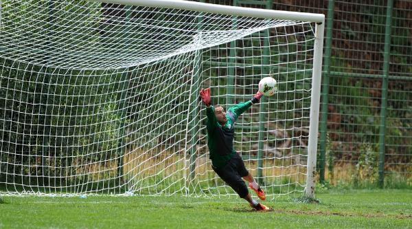 Bursaspor Kalecisi Harun: Oynamak İçin Sabırsızlanıyorum