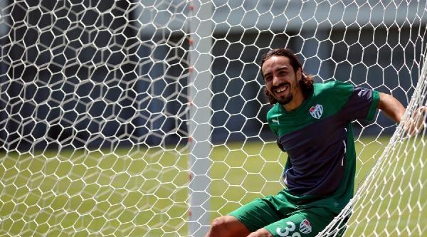 Bursaspor Kaptanı İbrahim: