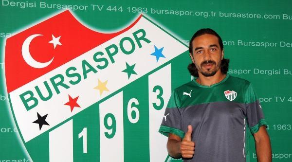 Bursaspor Kaptanı İbrahim Öztürk: