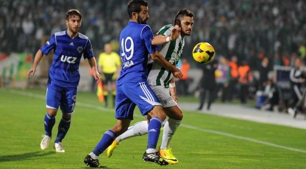 Bursaspor-Kasimpaşa Ek Fotoğraflari