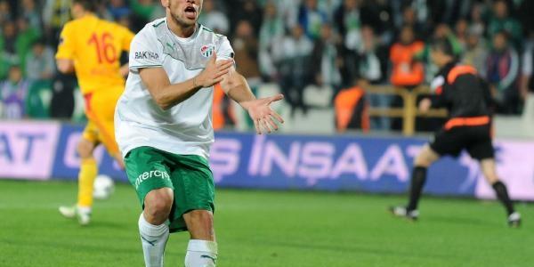 Bursaspor-Kayserispor Ek Fotoğraflari