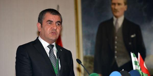Bursaspor Kulübü Başkani Körüstan: