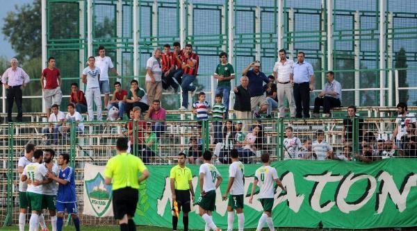 Bursaspor O Açıklamayı Kaldırdı