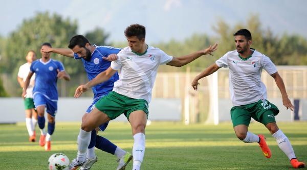 Bursaspor-orhangazispor: 5-1