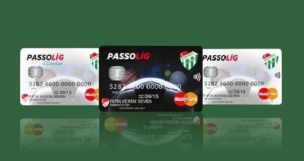 Bursaspor Passolig Kartını Taraftarına Tanıtıyor