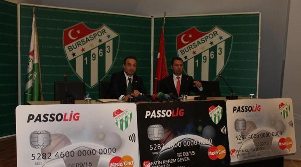 Bursaspor Passolig'ten 45 Milyon Gelir Bekliyor