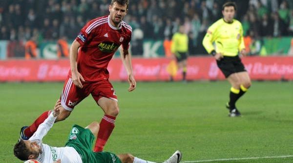 Bursaspor-Sivasspor  Ek Fotoğraflari