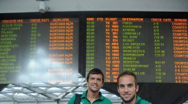 Bursaspor Slovenya'ya Uçtu