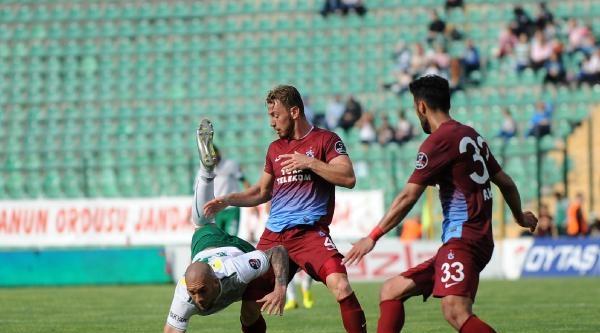 Bursaspor Son Dakika Golüne Üzüldü