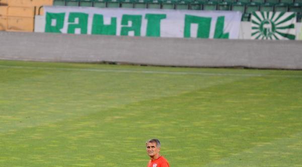 Bursaspor Son İdmanini Atatürk Stadı'nda Yaptı