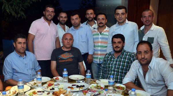 Bursaspor Taraftarı İftarda Buluştu