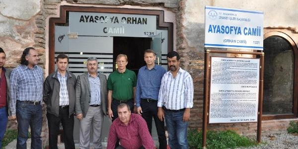 Bursaspor Teknik Direktörü Daum Iznik'E Hayran Kaldi