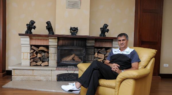 Bursaspor Teknik Direktörü Güneş Dha'ya Konuştu