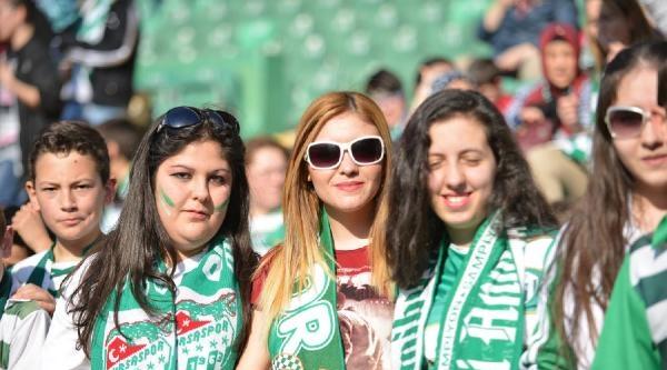 Bursaspor-torku Konyaspor Fotoğrafları
