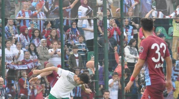 Bursaspor-trabzonspor Ek Fotoğraflar