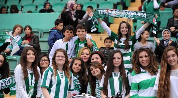 Bursaspor-trabzonspor Fotoğrafları