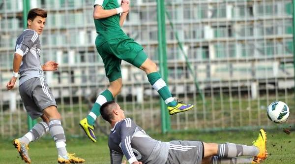 Bursaspor U16 - Beşiktaş U16: 1-0