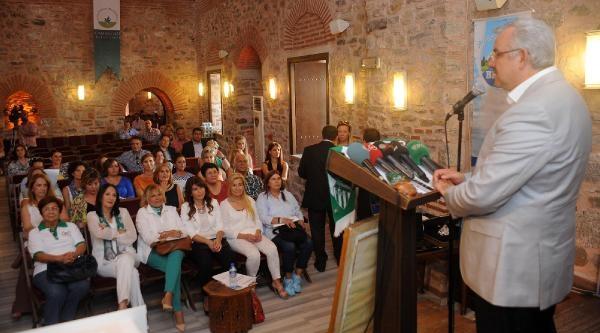 Bursaspor'a 51'inci Yılında 51 Kadın Üye