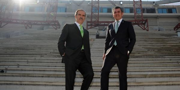 Bursaspor'a Başkanlardan 2 Büyük Müjde