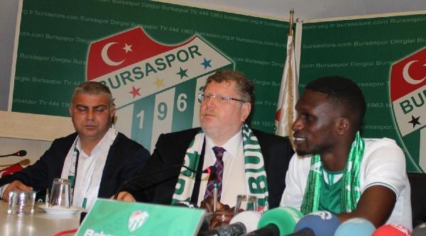 Bursaspor'a Milanlı Traore'den 3 Yıllık İmza