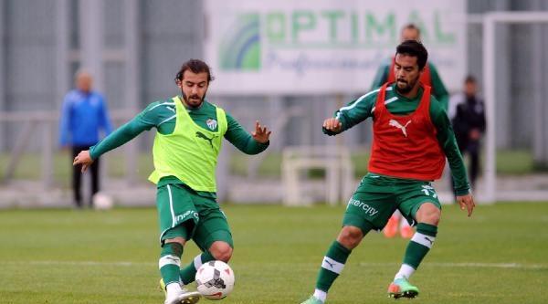 Bursaspor'da Trabzonspor Hazırlığı