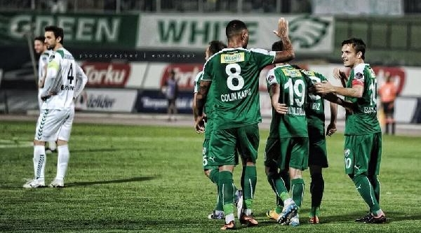 Bursasporlu Colin Kazim'Dan Batalla'Ya Tepki