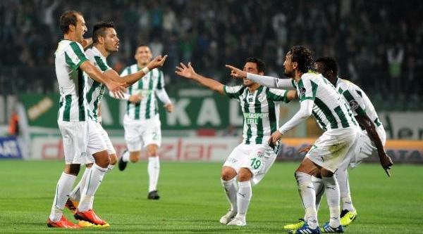 Bursasporlu Pinto 7 Hafta Sonra Golle Döndü