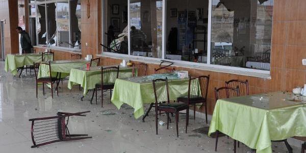 Bursasporlular Sivas'a Giderken Yozgat'Ta Olay Çikti -/ Ek Fotoğraflar