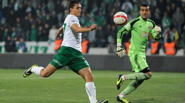 Bursaspor'un 16 Yaşindaki Golcüsü Enes 4'üncü Golünü Atti