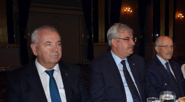 Bursaspor'un İftarinda Birlik Mesajları