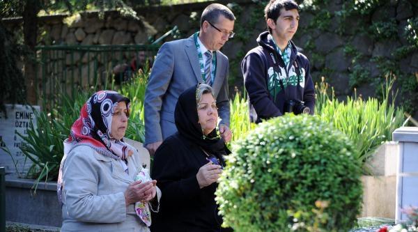 Bursaspor'un Merhum Başkanı Yazıcı Dualarla Anıldı