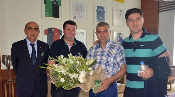 Bursaspor'un Uefa'daki Rakibi Chikhura Bursa'ya Geldi